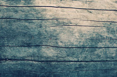 Винтажная предпосылка деревянного стола Стоковые Фотографии RF