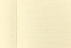 Винтажная пустая текстурированная бумага Стоковое Фото