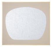 Винтажная рамка чистого листа бумаги Стоковая Фотография RF