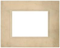 Винтажная рамка 1910 Стоковая Фотография RF