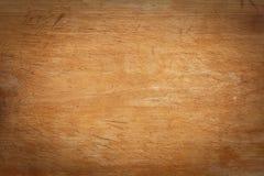 Винтажная древесина царапает предпосылку виньетки Стоковые Изображения