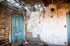 Винтажная старая комната Стоковые Изображения RF