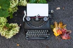 Винтажная старая машинка Стоковое Фото