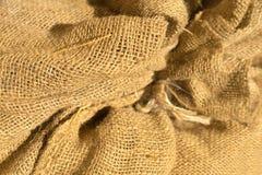 Винтажная сумка ткани Стоковые Фотографии RF