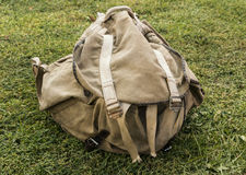 Винтажная сумка стоковая фотография