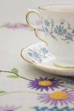 Винтажная чашка чая Стоковая Фотография RF