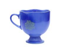 Винтажная чашка Стоковая Фотография