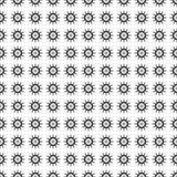 Винтажная черная белая предпосылка Стоковые Изображения