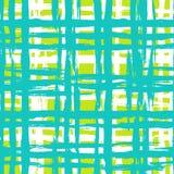 Винтажная striped картина с почищенными щеткой линиями Стоковые Фото