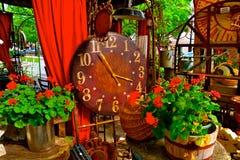 Винтажное время Стоковая Фотография RF