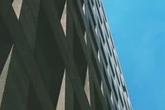 Винтажное здание стоковое изображение rf