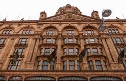 Винтажное здание в Лондоне Стоковое Фото