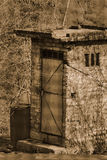 Винтажное здание Стоковая Фотография