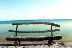 Винтажное море Стоковое фото RF