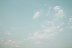 Винтажное небо grunge стоковая фотография rf