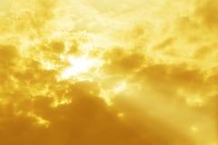 Винтажное облако природы Стоковое фото RF