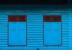 Винтажное окно стоковая фотография rf