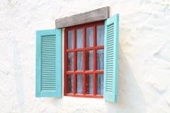 Винтажное окно Стоковое Изображение RF