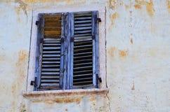 Винтажное окно Стоковое Изображение