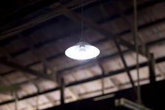 Винтажное одиночное потолочное освещение Стоковые Фото