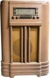 Винтажное радио пола Стоковые Фото