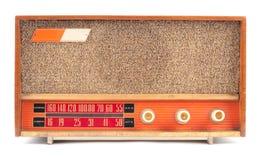 Винтажное старое радио Стоковые Фотографии RF