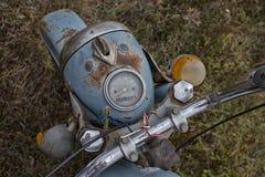 Винтажное planeta iz гор велосипеда в болгарских горах Стоковое Фото