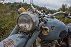 Винтажное planeta iz гор велосипеда в болгарских горах Стоковая Фотография