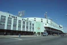 Винтажное Tiger Stadium Стоковые Изображения RF