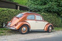 Винтажное Volkswagen Beetle 1200 Стоковое Изображение RF