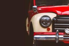 Винтажные автомобили стоковые изображения rf