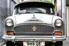 Винтажные автомобили droven br Ruthrford стоковая фотография