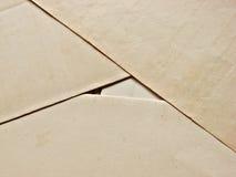 Винтажные бумаги Стоковое Фото