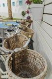Винтажные велосипеды Стоковые Изображения RF
