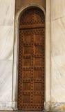 Винтажные деревянные двери Стоковые Фотографии RF