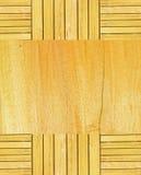 Винтажные деревянные панели Стоковое Изображение RF