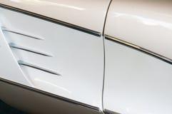 Винтажные детали автомобиля Стоковая Фотография