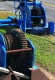 Винтажные кабельные механизмы Стоковые Фотографии RF