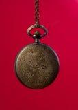 Винтажные карманные часы Стоковая Фотография