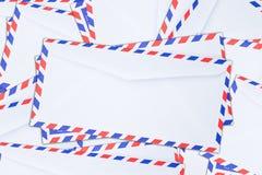 Винтажные конверты. Стоковые Изображения