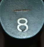 Винтажные ключи машинки, 8 Стоковое Изображение RF