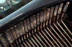 Винтажные ключи машинки Стоковые Фотографии RF