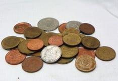 Винтажные немецкие деньги стоковые изображения rf