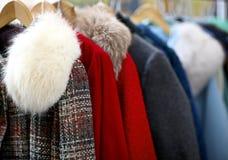 Винтажные одежды стоковая фотография rf