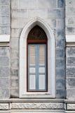 Винтажные окна стоковая фотография rf