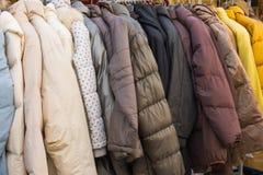 винтажные пальто Стоковая Фотография RF