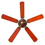 Винтажные потолочные вентиляторы стоковые фотографии rf