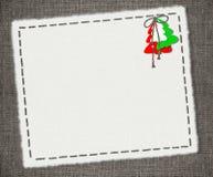 Винтажные предпосылки рождества Стоковые Изображения RF
