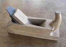 Винтажные ручные резцы на деревянной предпосылке Стоковые Изображения