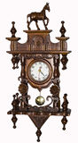 Винтажные часы Стоковая Фотография RF